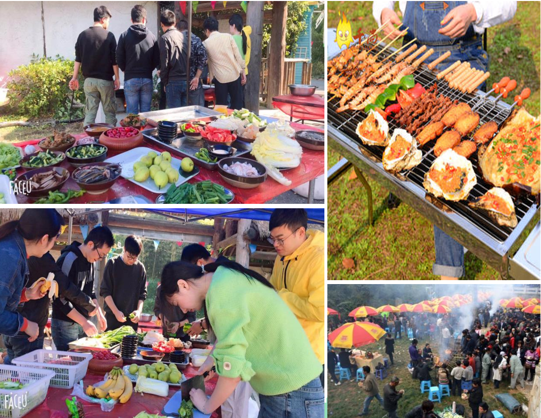 苏州户外自助烧烤,不限量团队BBQ-苏州团建公司-户外拓展培训-团队拓展训练活动