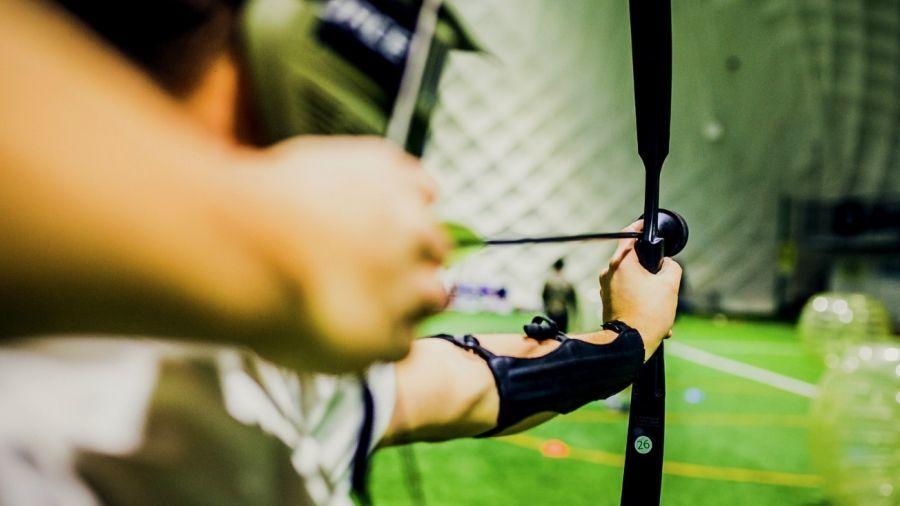 【攻防箭】主题团建——无畏迎击 · 势不可挡-苏州团建公司-户外拓展培训-团队拓展训练活动